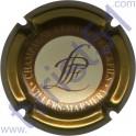 LEJEUNE P. & F. : bronze cercle marron
