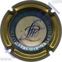 LEJEUNE P. & F. n°23 bronze cercle bleu