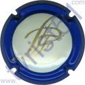 LEJEUNE P. & F. n°28 contour bleu