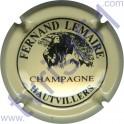 LEMAIRE Fernand n°01 crème et noir
