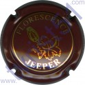 JEEPER n°08 marron et or
