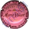 MARIE STUART n°13 fond rose