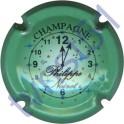 NOIZET Philippe n°12 An 2000 vert