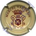 VAUTRAIN Marcel n°29a crème et bordeaux