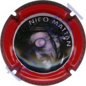 VAUTRAIN Marcel n°49a Nico Mattan contour rouge