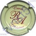 ALLAIT ROBERT n°30a Réserve crème et marron