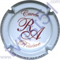 ALLAIT ROBERT n°30b Réserve blanc et marron