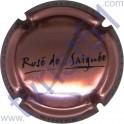 LEMAIRE R.C. : Rosé de Saignée vieux rose et noir