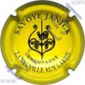 SAVOYE Janick n°02 jaune et noir