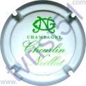 CHEURLIN-NOELLAT : blanc et vert
