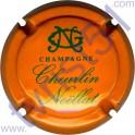 CHEURLIN-NOELLAT : orange et vert
