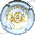 LAHERTE Frères n°04 blanc et or