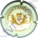 LAHERTE Frères n°06 crème et or