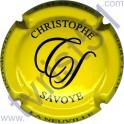 SAVOYE Christophe n°06 jaune et noir