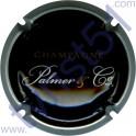 PALMER n°16a noir contour métal