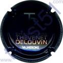 THEVENET-DELOUVIN n°13 bleu-nuit et métal