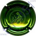 HARDY M & S : fond vert métallisé