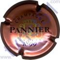 PANNIER n°42 fond rosé