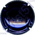 PAUL Laurent n°18 bleu vif métallisé cuvée Essentielle