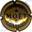 MOET & CHANDON n°230b quart or Impérial