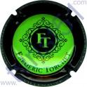 TORCHET Frédéric : vert pomme contour noir