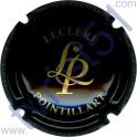 LECLERE-POINTILLART : noir et or
