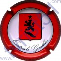QUATRESOLS-GAUTHIER n°15 contour rouge