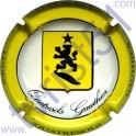 QUATRESOLS-GAUTHIER n°18 contour jaune