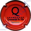QUENARDEL & FILS n°28c orange