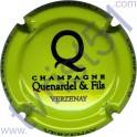 QUENARDEL & FILS n°28f vert pâle