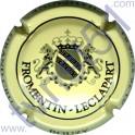 FROMENTIN-LECLAPART n°11 crème grandes lettres