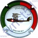 BLANCHARD-PUBLIER n°05 Italien Macchi M5