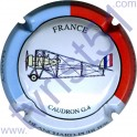 BLANCHARD-PUBLIER n°05 France Caudron G4