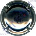 ROEDERER Louis n°114 métal noir et rouge
