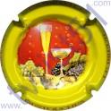 SENDRON-DESTOUCHES n°12 contour jaune