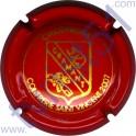SAINT VINCENT n°12 2007 rouge et or