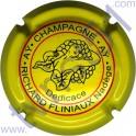 RICHARD-FLINIAUX n°06 cuvée Dédicace jaune