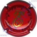 ELLNER Charles n°11 An 2000 rouge