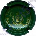 POINTILLART-LEROY : vert et or vif