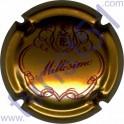 POINTILLART-LEROY : millésime or-bronze et violet