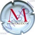 MONTAUDON n°14 blanc