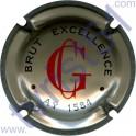 GOSSET n°45 gris-argenté Brut Excellence