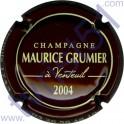 GRUMIER Maurice n°23a millésime 2004
