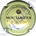 MOUTARDIER Jean n°07 fond crème