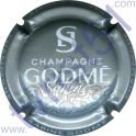 GODME Sabine n°04 gris et blanc