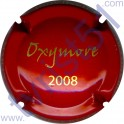 REMY Ernest n°07 rouge Oxymore 2008