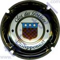 PHILIPPONNAT n°36 Clos des Goisses liseret contour noir