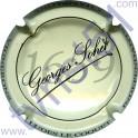 SOHET Georges n°03 crème et noir