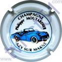 MOUTARDIER Philippe : Triumph bleu