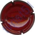 CANARD-DUCHENE n°75d rouge foncé